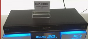 Panasonic's new DMP-BDT100 is a cheaper, slimmer choice for Blu-ray 3D playback