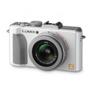 Panasonic unveil the Lumix LX5 digital camera