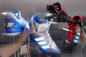 Adidas' TRON: Legacy Sneakers Revealed At Comic Con