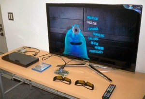 Amimon cuts the cord between a 3D TV and 3D Blu-ray player