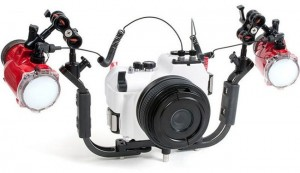 Panasonic GF1 Waterproof INON X-2 Case