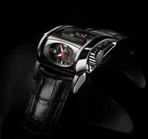 The 'fastest' watch on Earth