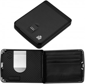 Dunhill Biometric Wallet – Probably A Little Overkill