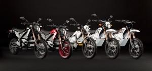 Zero Motorcycles reveals longer range, longer lasting 2012 lineup (video)