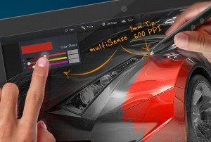 Atmel maXStylus Allows Simultaneous Touch and Stylus Operation