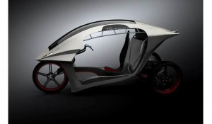 Sleek And Deadly: The Paraglider Tricycle Concept