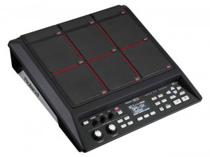 Roland SPD-SX Sampling Pad Launched (video)