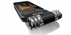 Tascam iM2 High Quality iOS Stereo Microphone Unveiled