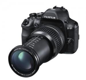 Fujifilm's XS-1 bridge camera: 26x zoom, EXR sensor, £699 in the UK (video)