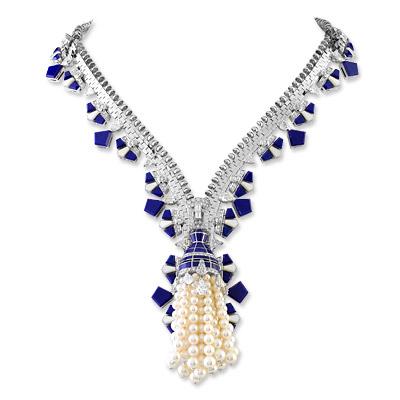 Van Cleef Amp Arpels Zip High Jewelry Collection