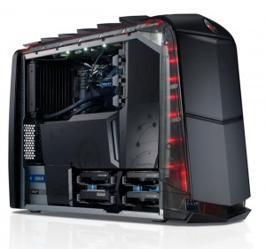Alienware Aurora R4 Gaming PC Unveiled By Dell