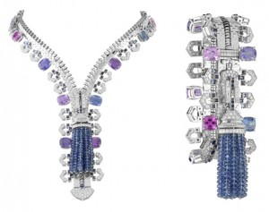 Van Cleef & Arpels ZIP High Jewelry Collection