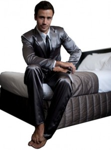 Armani Suit Is Actually A Pyjama Suit. Why?