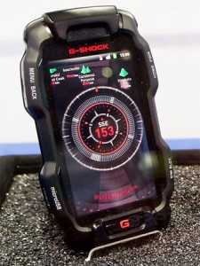 G-Shock prototype phone hides its craggy looks at CES, only fears your stares