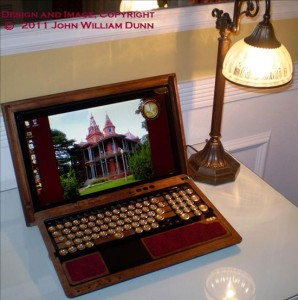 Sony laptop gets the steampunk treatment to the delight of brass lovers