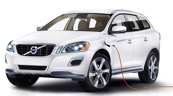 Volvo unveils XC60 plug-in hybrid concept, claims it's 'superior to all existing hybrids'