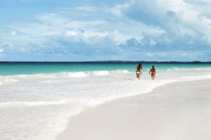 Bahamas - Beauty on the beach