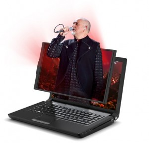 Glasses-free 3DeeScreen augments Windows 7 displays, lets Peter Gabriel get in your eyes