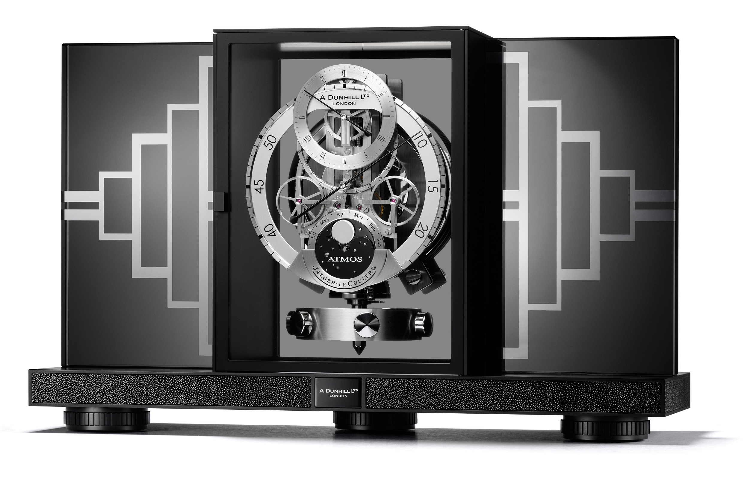 Jlc Atmos Regulator For Alfred Dunhill