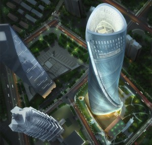 China's tallest building to get world's fastest elevator