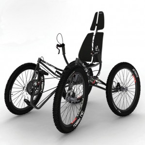 StroM Bouqeti Quadricycle Concept