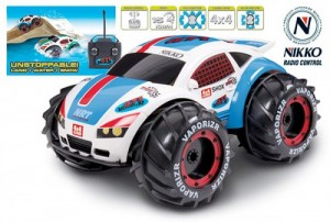 Nikko VaporizR Is Amphibious RC Toy