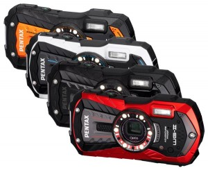 Pentax refreshes its rugged camera lineup with the Optio WG-2 series