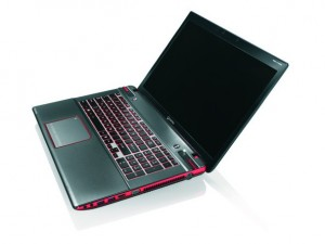 Toshiba outs Qosmio X870 gaming laptop with 3D display, not-too-tacky design