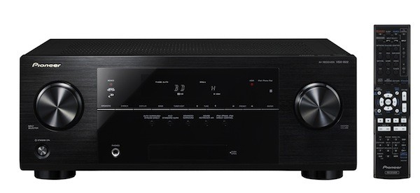 Pioneer launches its 2012 VSX AV receivers lineup, available now starting at $249
