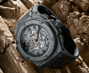 Power Play: Reviewing the Hublot King Power Unico All Black