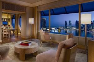 Singapore - The Ritz-Carlton, Millenia