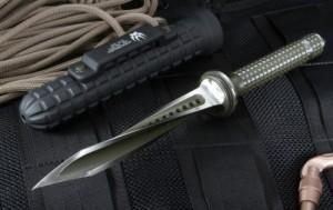 Jagdkommando Dagger Has Twisting Blade For 100% More Killing