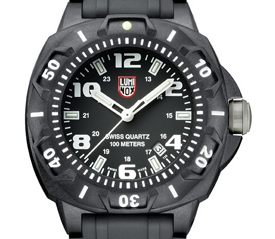 luminox sentry light technology at a light price