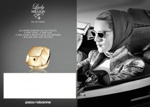 Paco Rabanne Lady Million Eau de Toilette NEW