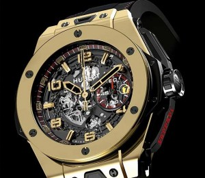 Hard Timers: How Hublot Conjured its Magic Gold