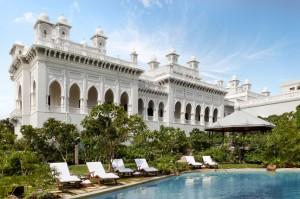 INDIA - Taj Falaknuma Palace