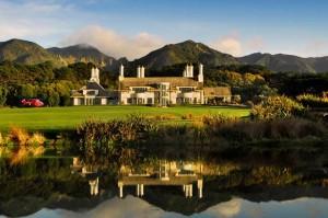 New Zealand - Wharekauhau Lodge & Country Estate