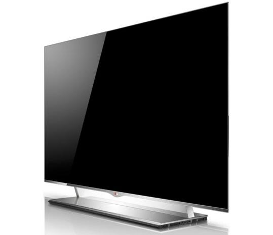 lg 39 s 55 inch oled tv gets official design possible 9 000. Black Bedroom Furniture Sets. Home Design Ideas
