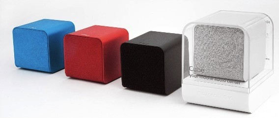 NuForce compresses a rechargeable speaker