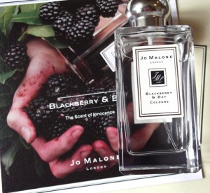 Jo Malone Blackberry & Bay New Fragrance