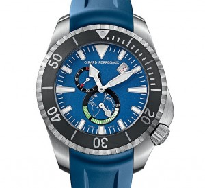 Girard-Perregaux Launches Limited-Edition Sea Hawk Pro for World Oceans Day