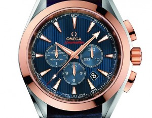 Omega Releases New Seamaster Watches for London 2012 Olympic Games
