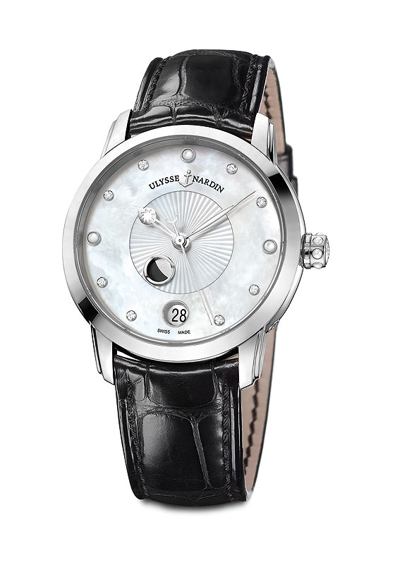 New Moons: Ulysse Nardin Introduces Classico Luna Collection