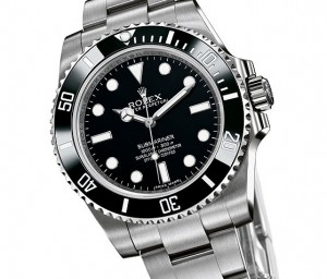 This Year's Model: Rolex Releases New-Look Submariner for 2012