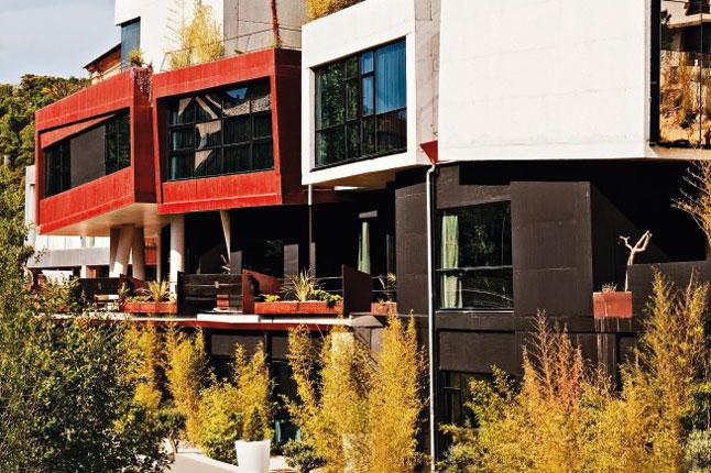 Spain hotel viura la rioja for Hotel diseno la rioja