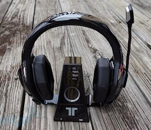 Tritton Warhead 7.1 Wireless Surround Sound Headset for Xbox 360