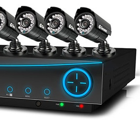 Swann TrueBlue 4000 series D1 DVRs pack up to 8 cameras, 1TB of storage for home security