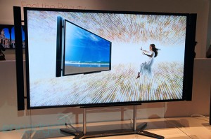 Sony's 84-inch 4K Bravia KD-84X900 goes up for pre-order tomorrow for $25,000