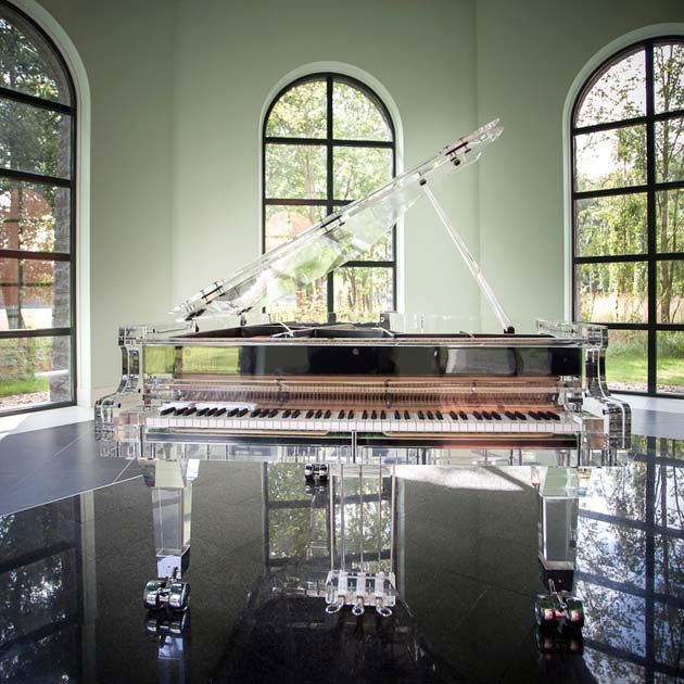 Crystal pianos are anything but classic4