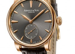 Arnold & Son's HMS1 Collection Strives for Classical Elegance